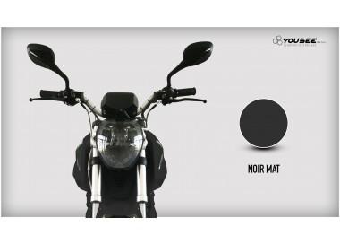 Moto électrique YOUBEE MOTORS édition limitée EGHOST 50 BLACK MAMBA