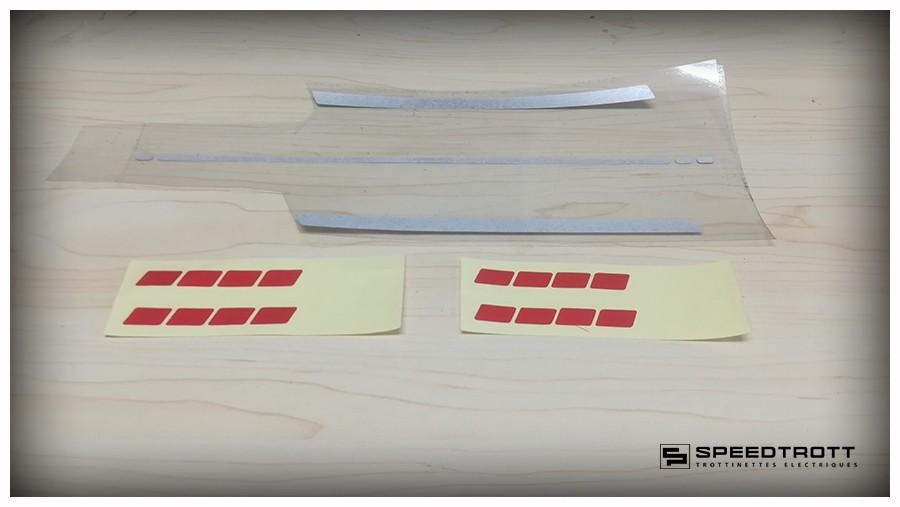 Bande réfléchissante du manche -  SPEEDTROTT RX1000 - RX2000