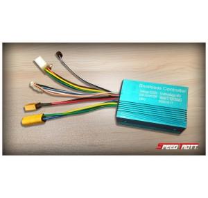 SYSTEME DE PLIAGE COMPLET - SPEEDTROTT RS1600 -TROTTINETTE ÉLECTRIQUE