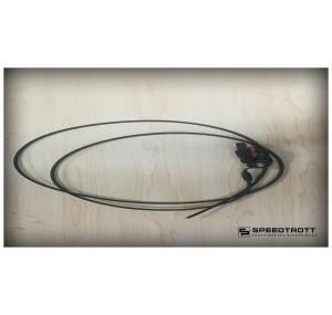 POIGNEE DE GUIDON CAOUTCHOUC - SPEEDTROTT RS400 -TROTTINETTE ÉLECTRIQUE