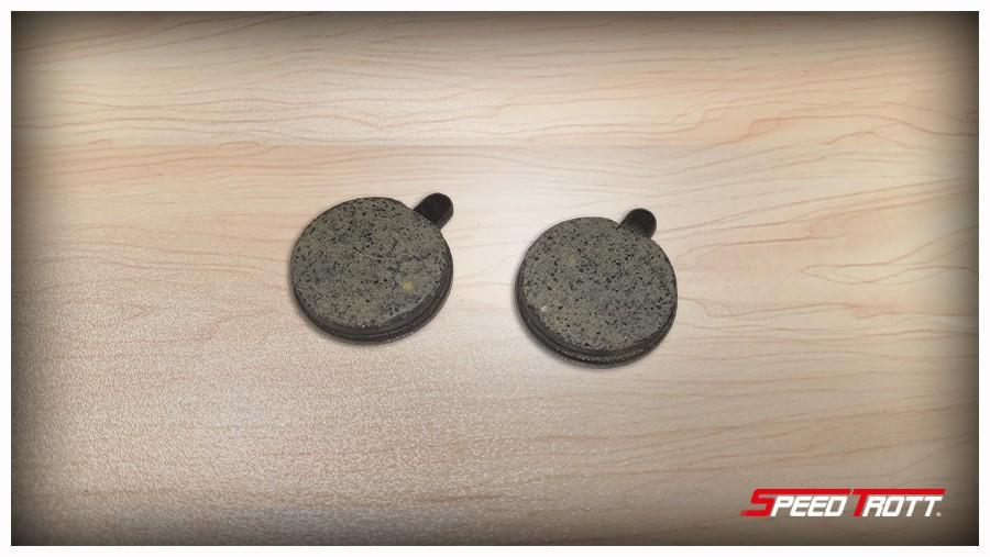Plaquettes de frein - SPEEDTROTT - ST16 - Trottinette électrique